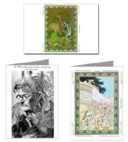 Beauty of Iran: Persian Greeting Cards