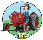 R.F.D. Red Tractor