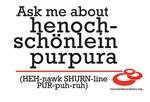 Henoch-Schonlein Purpura Vasculitis
