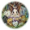 Meditating Parvati t-shirts