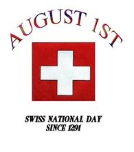 August 1st Swiss National Day