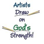 Artists draw on God's Strength