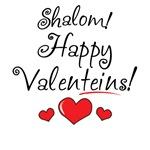 Shalom! Valentines