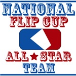 National Team, Flip cup all star