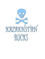 BLU KAZAKHSTAN ROCKS