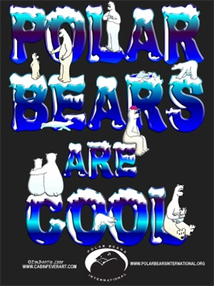 Polar Bears Are Cool-with PBI