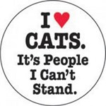 I heart Cats, It is people