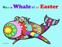 Whale of an Easter