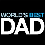 World's Best Dad Dark