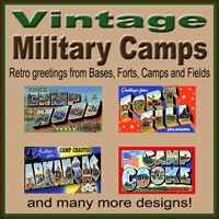 Vintage Military Camps