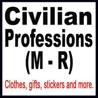 Professions M - R