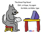 The Great Pup Novel