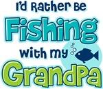 Rather Be Fishing Grandpa