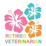 Hibiscus Retired Veterinarian