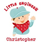 Little Engineer Personalized
