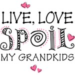Live Love Spoil Grandkids