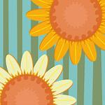 Sunflower Stripe