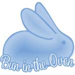 Bun in the Oven Blue II