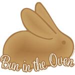 Bun in the Oven Chocolate II