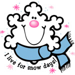 Snowflake Snow Days