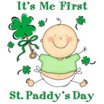 Me 1st St. Paddy's Day