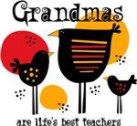 Grandma Life's Best Teacher