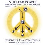 Golden Nuclear Peace