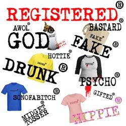 Sayings Shirt,Slogan Tees,Registered Sayings Gifts