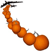 Halloween Shirts-Surreal Halloween pumpkin theme