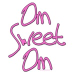 Om Sweet Om Plain Design (All Products)