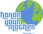 Honor Your Mother (blue)