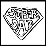 Super Dad (outline)