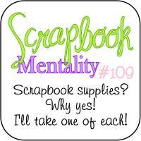 Scrapbook Mentality #109