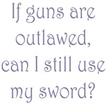 If guns are outlawed