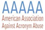 Acronym Abuse