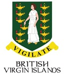 British Virgin Islands Coat of Arms