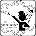 Harpo Marx Illustrated Quote