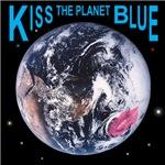 Kiss The Planet Blue T-Shirt