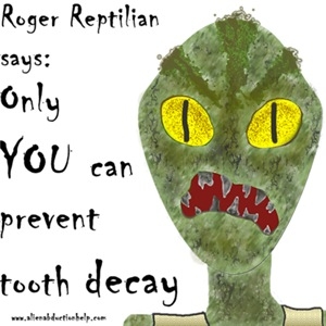 Reptilian Tooth Decay