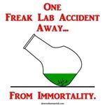 One Freak Lab Accident...
