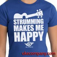 Strumming Makes Me Happy