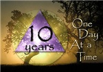 10 Years One Day at a Time BIrthday