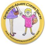 'Grandma' Right on the button!