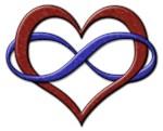 Polyamorous Infinity Heart