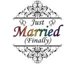 Lesbian - Just Married (Finally)