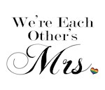We're Each Other's Mrs.