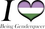 I Heart Being Genderqueer