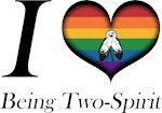 I Heart Being Two-Spirit