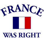 France Was Right