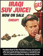 Iraqi SUV Juice!